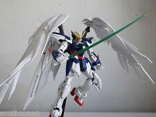 Built Bandai MG 1/100 Wing custom Zero Endless Waltz Gundam Assembled model