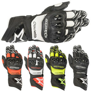 Alpinestars Gp Pro R3 Motorcycle Gloves Sport Racing Summer Leather Gloves