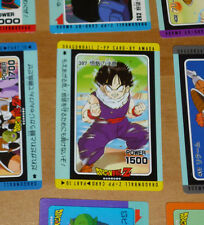 DRAGON BALL Z DBZ AMADA PP PART 10 CARD CARTE 397 MADE IN JAPAN NM <= PHOENIX