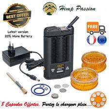 MIGHTY - Vaporisateur Portable - Storz & Bickel + 8 capsules - Hemp Passion