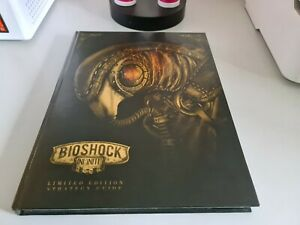 Bioshock Infinite Limited Edition Strategy Guide Hardback