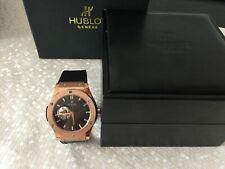 Hublot Classic Fusion Chronograph watch /Box