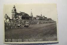 Ansichtskarte Pferd Pferderennen Hippodrom Ostende  Belgien um 1935