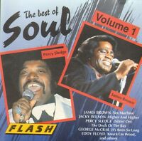 VARIOUS ( JAMES BROWN / Sam & Dave / GEORGE MCCRAE) - The Best Of Soul VOLUME 1