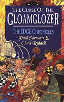 The Curse of the Gloamglozer by Paul Stewart (Paperback, 2002)
