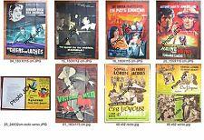 Affiche ancienne de cinéma (à l'unité ou par lot de 3)