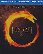 LO HOBBIT - LA TRILOGIA  3D   6 BLU-RAY 3D+6 BLU-RAY