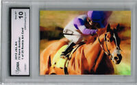 2012 I'll Have Another Horse Racing Art Card  of 25 Gem Mint 10