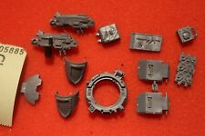 Games Workshop Warhammer 40k Space Marines Tank Bits Vehicle Parts Heavy Bolters