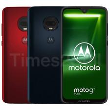 "Motorola Moto G7 PLUS 64GB 4GB XT1965-2 ( Factory Unlocked) 6.2"" Dual SIM"