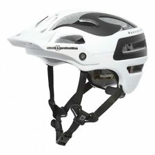 Sweet Protection Bushwhacker II MTB Helmet Matte White/Gloss Black M/L