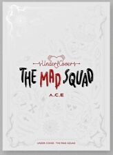 A.C.E THE MAD SQUAD 3rd Mini Album K-POP CD + 2 PHOTO CARD + FOLDED POSTER NEW