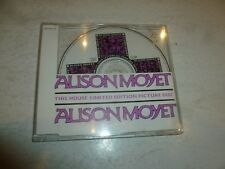 ALISON MOYET - This House - 1991 UK limited edition 4-track PICTURE CD single