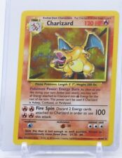 Charizard Pokemon card Holographic
