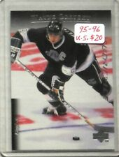 """1995/96 Gretzky Upper Deck """"Electric Ice"""" Insert Card 99"""