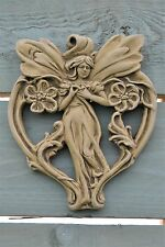 Wall Plaque Stone Garden Ornament (Florence)