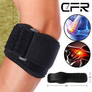 Tennis Elbow Brace Strap Tendonitis Golfers Band Golf Pain Relief Pad Support