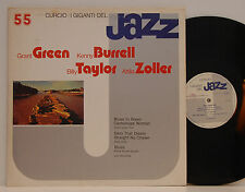 Grant Green & Kenny Burrel       Curcio Jazz     FOC        NM # 38