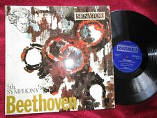 Beethoven – Beethoven Symphony No. 5 in C Minor, Opus 67 UK Vinyl LP Album
