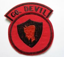 Patch_ Patch - USAF , 5th Of The 60th Infantry Go Devil PATCH