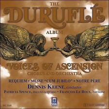 The Durufle Album: Requiem; Messe Cum Jubilo
