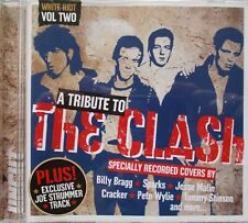 White Riot Vol Two - A Tribute To The Clash CD UK 2003