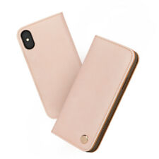 Moshi Overture Wallet Case for iPhone X - Luna Pink