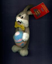 Easter toy Bugs Bunny mini bean bag plush egg Looney Tunes Warner Store