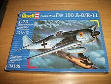 Revell - Focke Wulf Fw 190A -8 / R-11 - Kit Construcción - 1:72