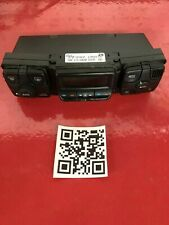 B2 00-06 Mercedes W220 S430 S500 CL500 AC A/C Heater Climate Control 2208300185