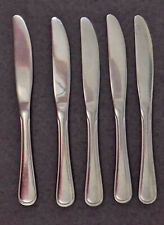 5 Stainless Steel Flatware Knives Home Dining Kitchen Supplies Cutlery