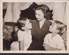 Ruth Roman close up Young Man with Ideas 1952 original movie photo 18835