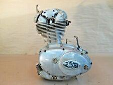 Ducati 250 Scrambler narrow case bevel drive single 5-speed engine motor(Fits: Ducati)