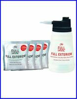 Fuller Full Exterior Kit Cleaner  - Bottle, Lid with Hose Attachment and Powder