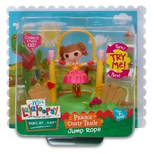 Mini Lalaloopsy Prairie Dusty Trails Jumpo Rope  Playset