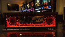 No Fear Dangerous Sports NF - Lighted Pinball LED Speaker Panel - ULTIMATE
