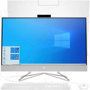 "HP 27-dp0010na 27"" AIO All in One Desktop PC i5-10400T 8GB 256GB SSD 2Q0A1EA #O"