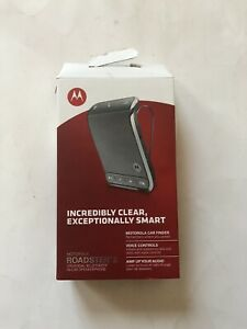 Motorola Roadster 2 TZ710 Portable Wireless Bluetooth Car Speakerphone NO CORD