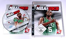 "PS 3 PlayStation 3 juego ""nba 2k9 nba2k9 baloncesto"" completamente"