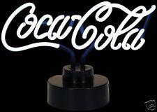 Coca Cola Coke Script Logo Neon Sign