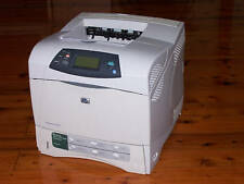 HP LaserJet 4250N Printer,45PPM,Network Ready,3 Month WARRANTY