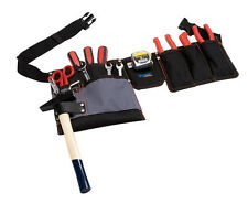 Cintura porta utensili regolabile multi tasche GT LINE TOP TOOL BELT antistrappo