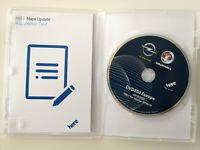 OPEL DVD800 NAVI DVD NAVIGATION MAP INSIGNIA ASTRA MERIVA MY09 MY10 2019-2020