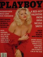 Playboy February 1994 | Anna Nicole Smith Julie Lynn Cialini   #1093