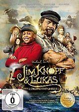 Jim Knopf & Lukas der Lokomotivführer DVD Neu und Originalverpackt