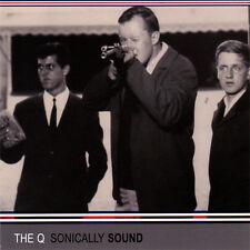 THE Q Sonically Sound LP . mod power pop undertones jam buzzcocks adverts