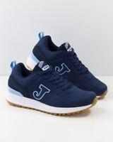 Joma Scarpe Sportive Ginnastica Sneakers Lifestyle Blu C.800 903 Donna