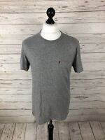 LEVI'S T-Shirt - Size Medium - Grey - Great Condition - Men's