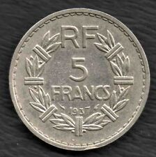 5F 1937 Nickel