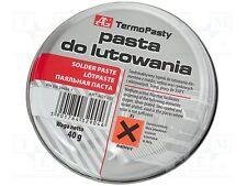 Profesional Solder Flux Paste 40g Tin for SMD DIY Plumbing Etc.